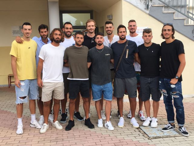 La prima uscita della Moaconcept Impavida Ortona è contro l'Abba Volley Pineto