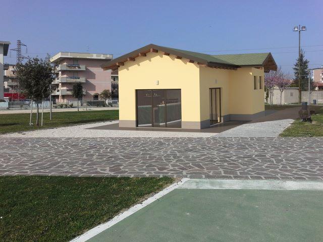 San Giovanni Teatino, crescono i servizi al Parco dei 120 alberi