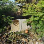 Roseto, altri rifiuti abbandonati in aperta campagna FOTO
