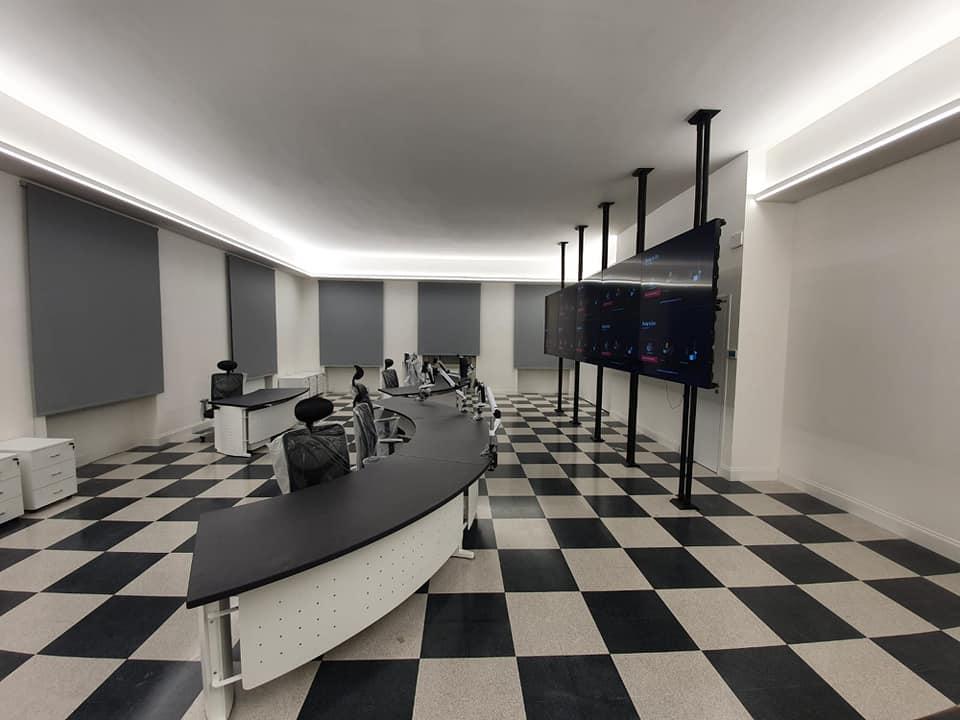 Pescara, sicurezza: pronta la nuova sala di controllo-FOTO