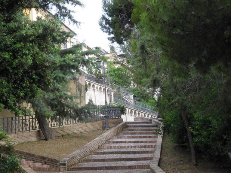 Giulianova, Salita Montegrappa 'sorvegliata' fino a settembre