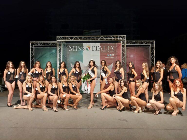Nereto incorona Miss Abruzzo 2021