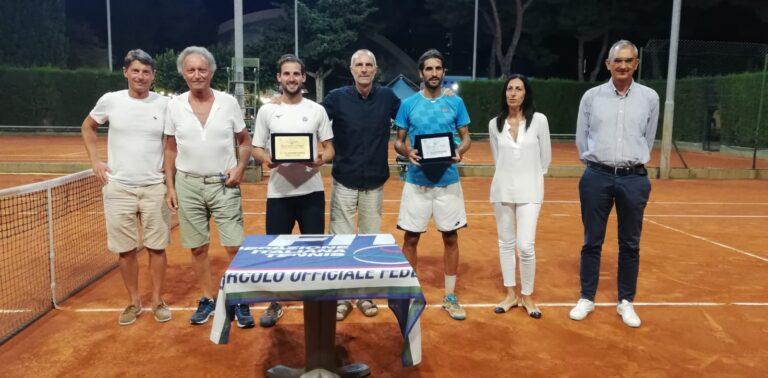 Tennis, il toscano Davide Galoppini trionfa nel Torneo Nazionale Open di Giulianova