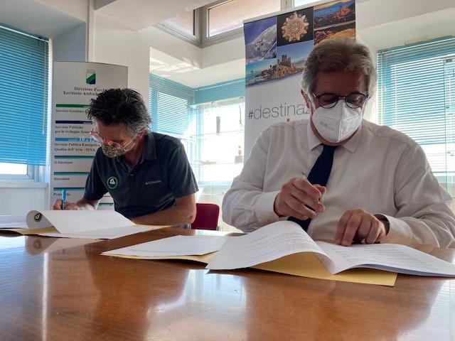 Abruzzo, turismo speleologico: firmato accordo con la Regione