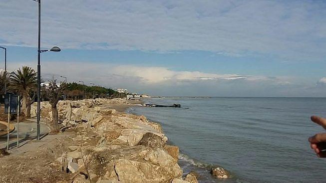 Piano difesa della costa: barriere anche per la zona sud di Villa Rosa