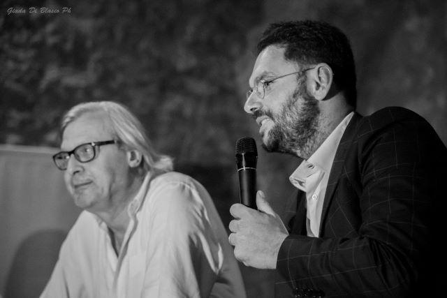 Premio Kalos 2021 a Rivisondoli con Vittorio Sgarbi