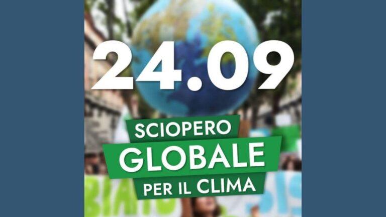 Giulianova, appello per l'Emergenza Climatica