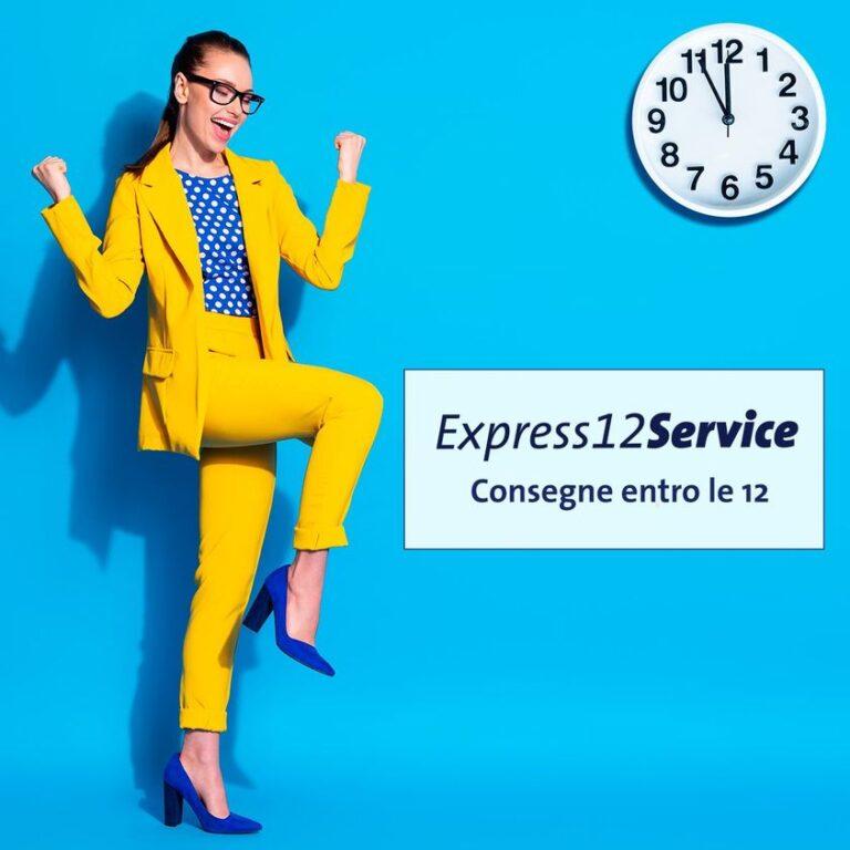 Scopri Express12Service di GLS