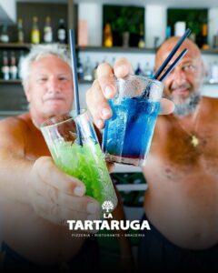Chi dice che l'estate sia finita? goditi un aperitivo presso lo CHALET LA TARTARUGA