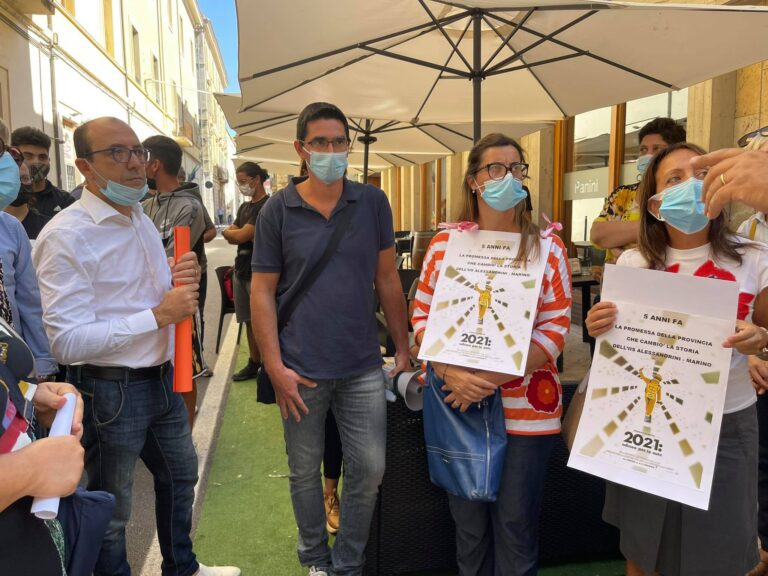 """Teramo, Alessandrini-Marino: """"Abbiamo bisogno di 11 aule vicino ai laboratori"""""""