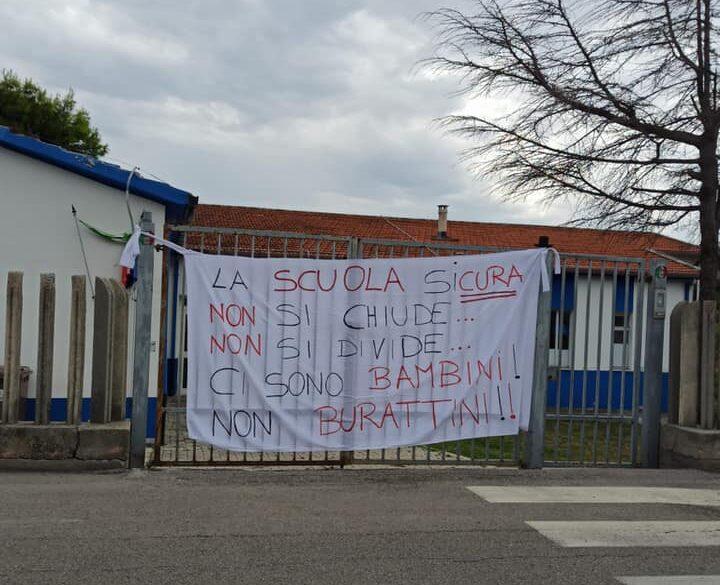 Silvi, polemiche sulla chiusura temporanea della scuola di San Silvestro