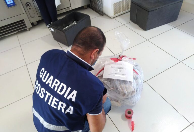 Filiera della pesca: controlli in Abruzzo della guardia costiera