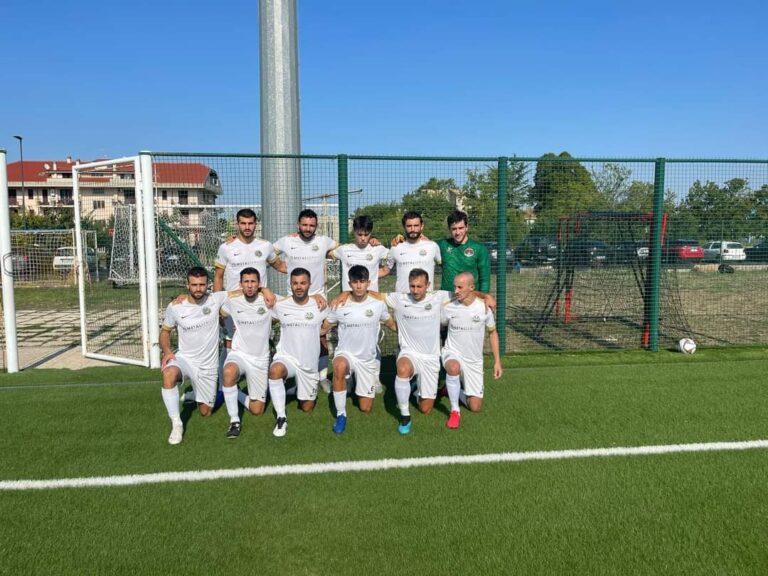 Promozione, Villa Mattoni-Casoli termina 2-2