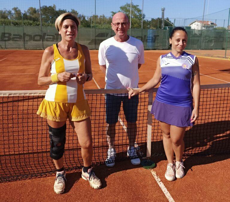 Tennis, concluso con successo lo storico Torneo nazionale Open