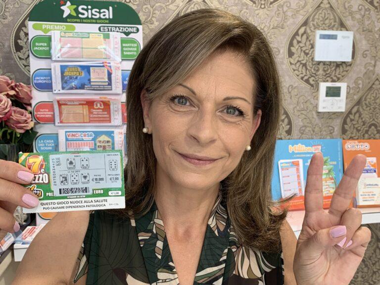 Alba Adriatica, gratta e vince 10mila euro