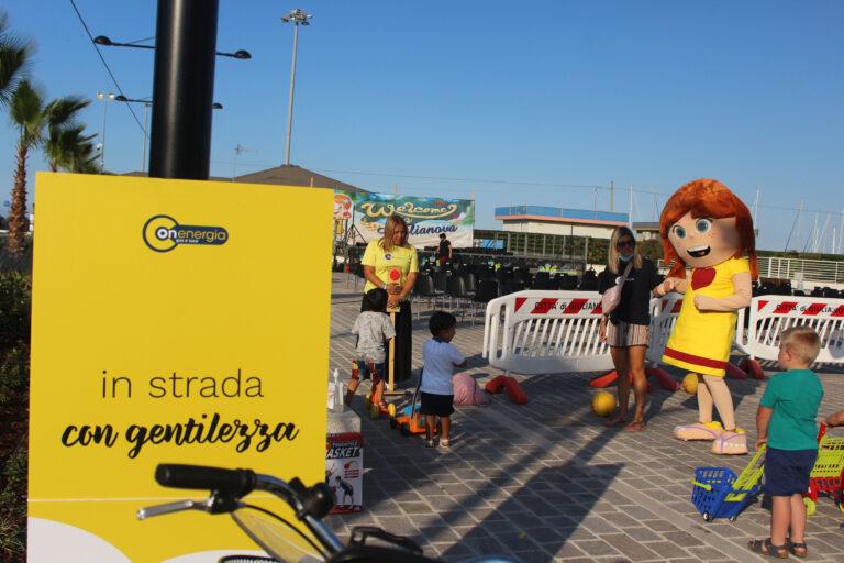 Giulianova, 'Weekend della Gentilezza Con Energia': l'iniziativa dedicata ai bambini