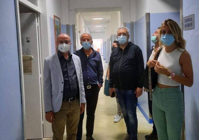 """Ospedale Penne: """"Tubo rotto, Chirurgia perde posti letto"""""""