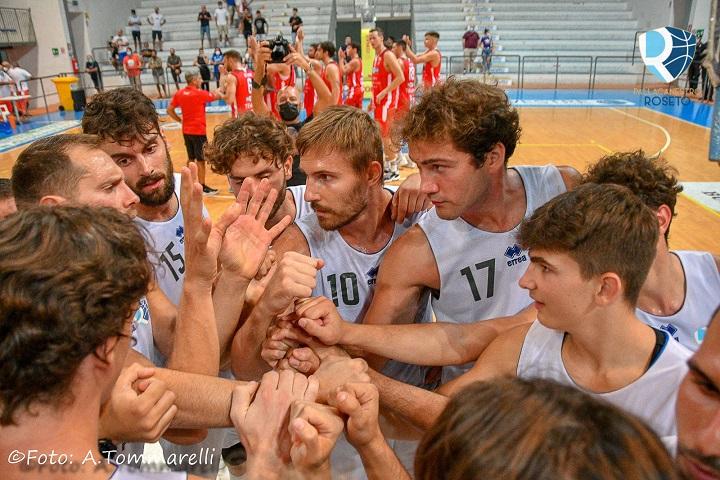Basket, Supercoppa LNP: la Liofilchem Roseto si aggiudica il derby casalingo con Teramo