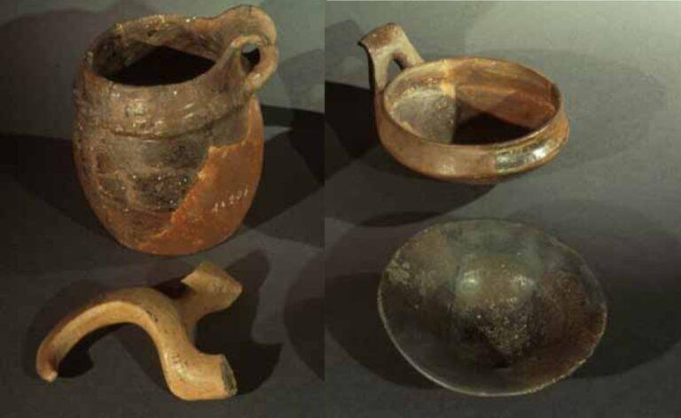 Bolognano, i reperti archeologici della Grotta dei Piccioni esposti in municipio