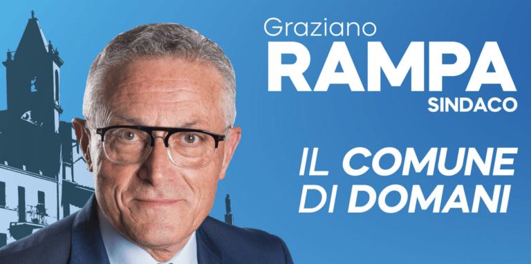 Elezioni Castellalto, la lista del candidato sindaco Graziano Rampa