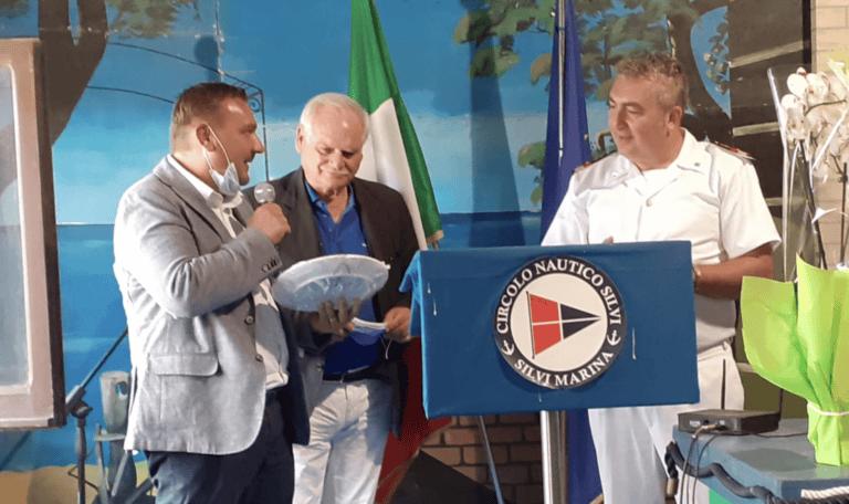 Silvi, Massimiliano Gagliardi nuovo comandante della Guardia Costiera