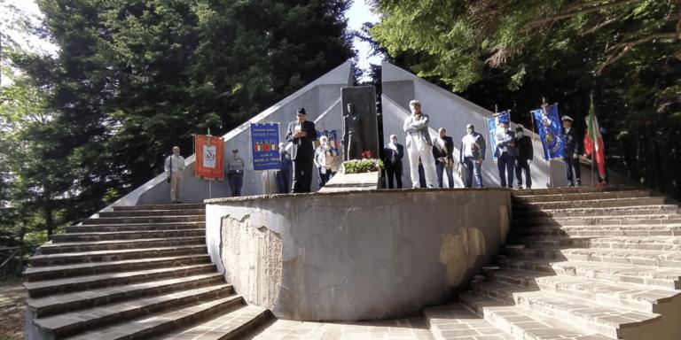 """Teramo, polemica su Bosco Martese. L'Anpi replica a Rifondazione: """"Marsilio invitato come istituzione"""""""