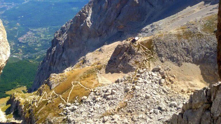 Pietracamela, in programma gli itinerari di arrampicata