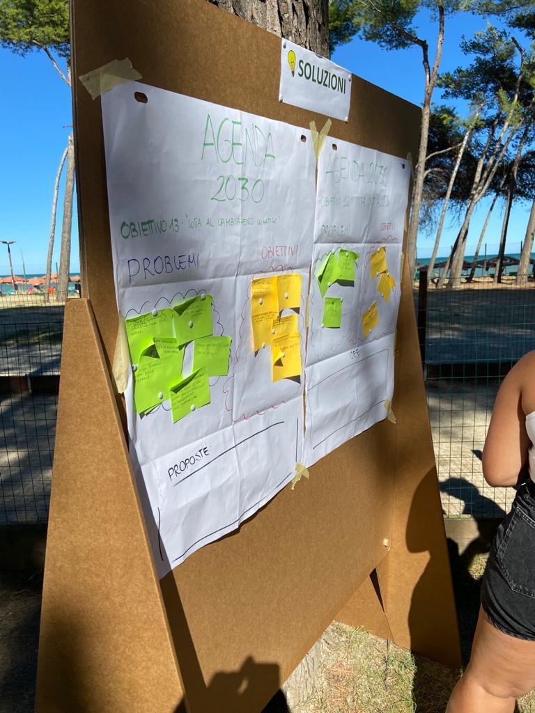 Terminati i laboratori del progetto Sustainable Development Goals LABS