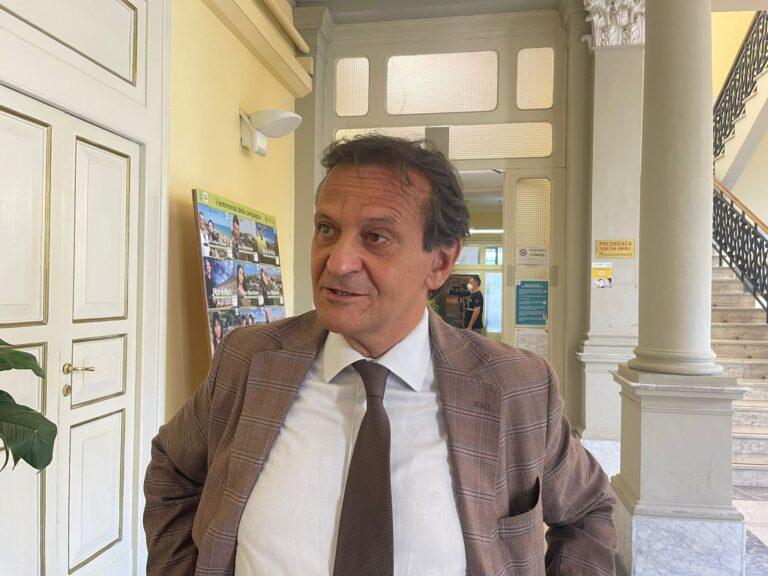 """Erosione della costa, D'Annuntiis: """"Chiesto 120 milioni di euro al governo per tutto l'Abruzzo"""" VIDEO"""