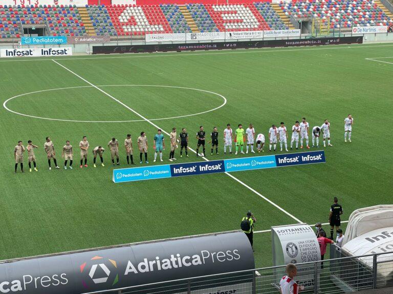 Coppa Italia Serie C, agli ottavi sarà derby Teramo-Pescara