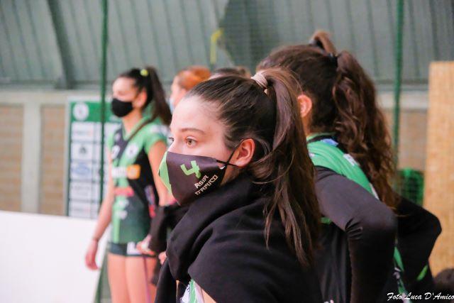 La Pallavolo Teatina crede nelle sue giovani: Asia D'Amico
