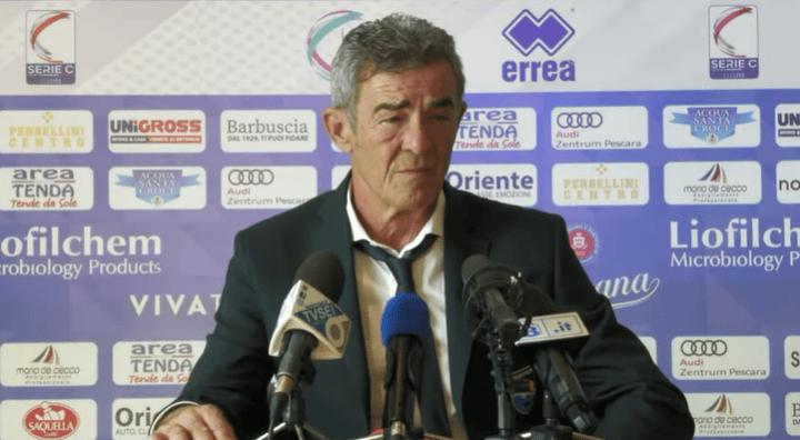 """Pescara, arriva la Fermana: """"Bisogna fare punti""""-VIDEO"""