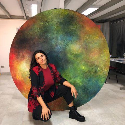 Lanciano, mostra di pittura di Benedetta Luciani