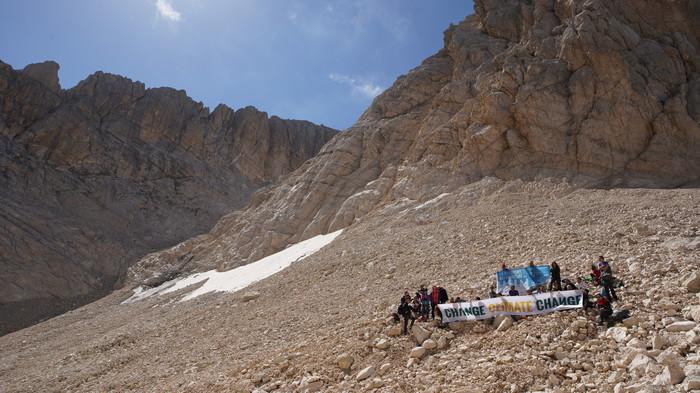 Gran Sasso, ghiacciaio del Calderone ridotto del 65%
