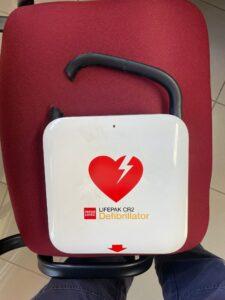 Roseto, danneggiato il defibrillatore di Palazzo del Mare FOTO
