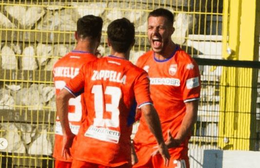 Il Pescara vince ancora con la Carrarese