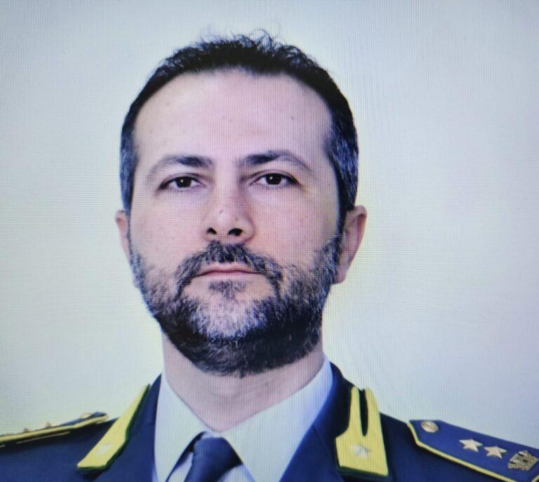 Teramo, guardia di finanzia: nuovo comandante del nucleo di polizia economico-finanziaria