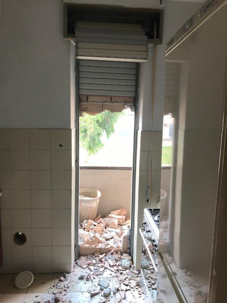 Montesilvano, scovato alloggio popolare occupato abusivamente FOTO
