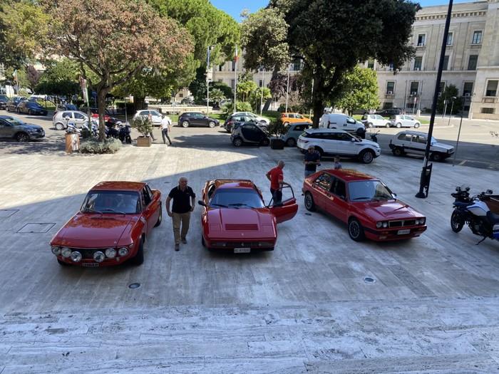 Circuito di Pescara: Fiorio torna con la Appia Zagato dopo 60 anni dalla vittoria della Coppa Acerbo