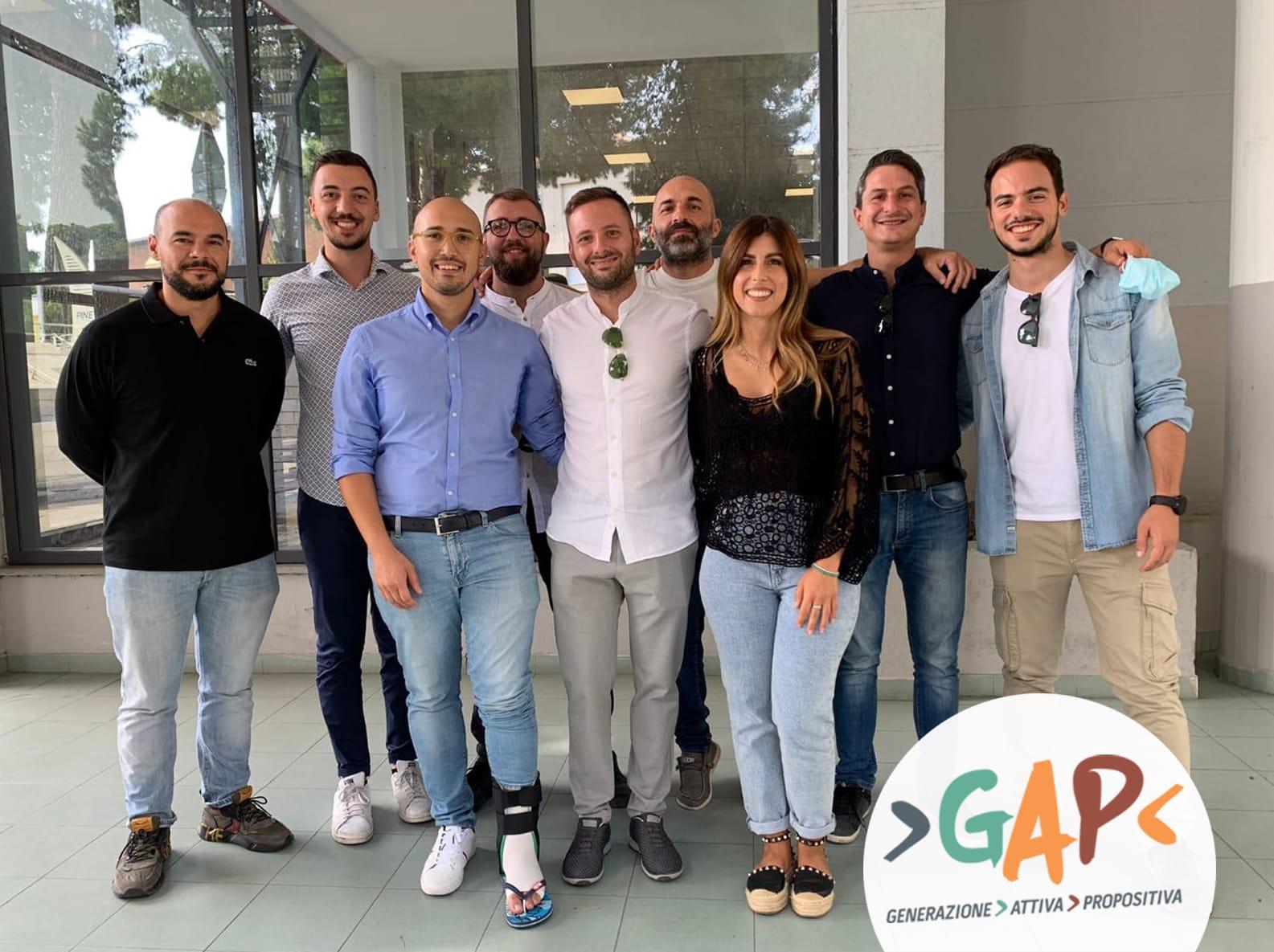 Pineto, nasce l'associazione GAP - Generazione Attiva Propositiva FOTO