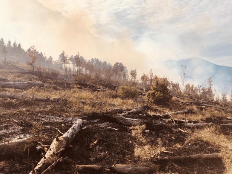 Lettomanoppello, l'incendio fa ritrovare resti umani e gli oggetti di un disperso da 2 anni