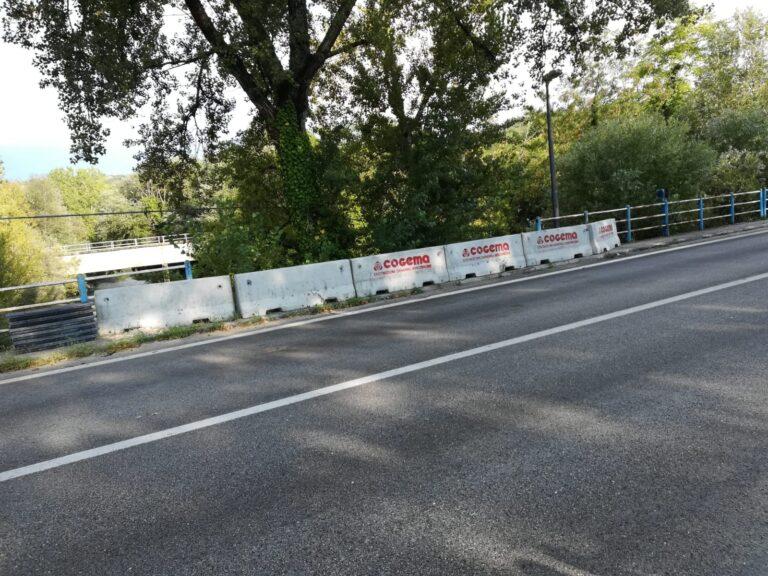 Piano d'Orta: ponte sul fiume, lavori a inizio 2022
