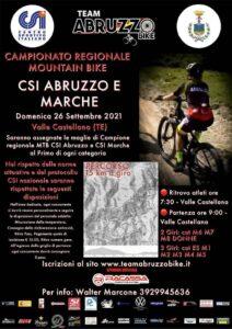 """Campionato regionale Mtb a Valle Castellana, D'Angelo: """"Buona occasione per il territorio"""""""