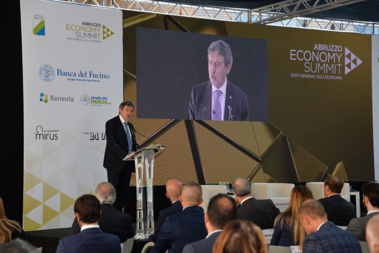 """Stati generali dell'economia, Marsilio: """"agganciare la ripresa economica nel post-pandemia"""" VIDEO"""