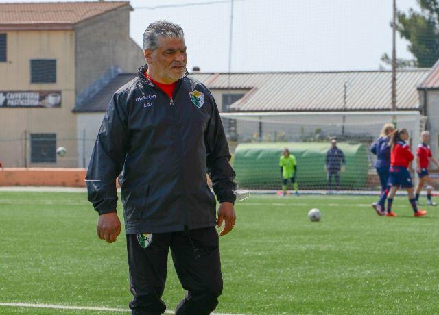 Chieti Calcio Femminile, mister Lello Di Camillo: 'Abbiamo rinnovato molto la squadra. Non ci nascondiamo'