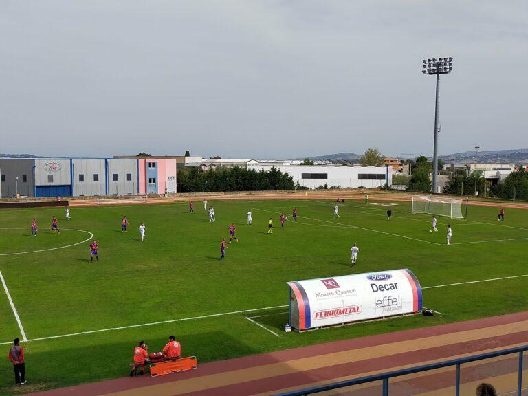 Risultati 6ª giornata Serie D girone F