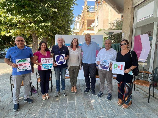 Francavilla, presentate le liste del candidato sindaco di Luisa Russo