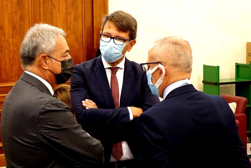 Teramo: la rete scientifica dell'IZS si incontra, per la prima volta, a Roma