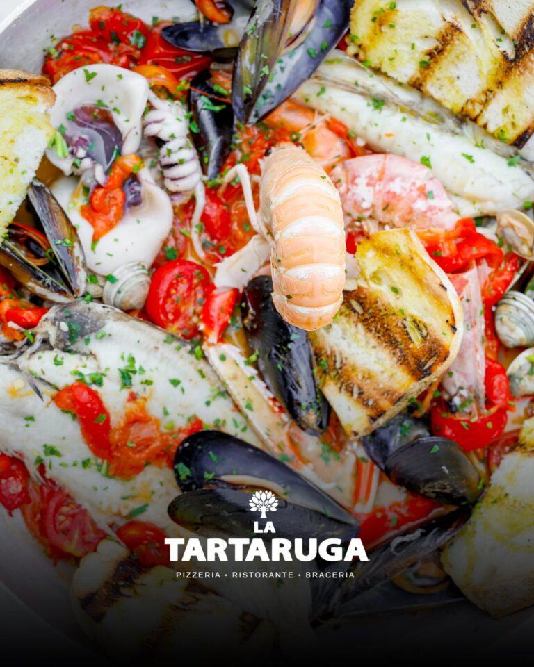 CHALET LA TARTARUGA , cucina a base di pesce dalla tradizione marinara di Tortoreto
