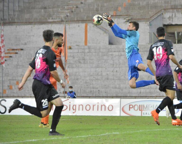 Serie C, il Teramo sorride: primo successo esterno contro la Pistoiese (1-2)